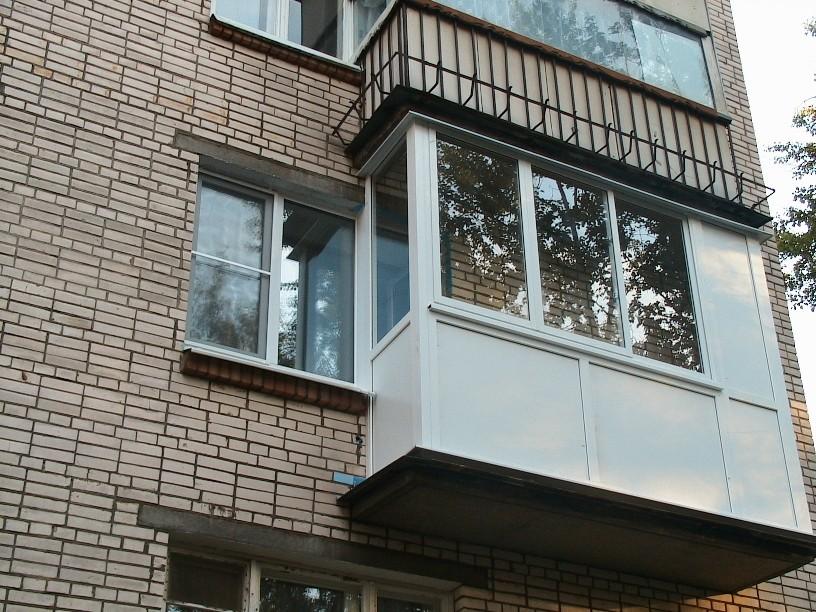 Балконы и лоджии - ростов-на-дону.